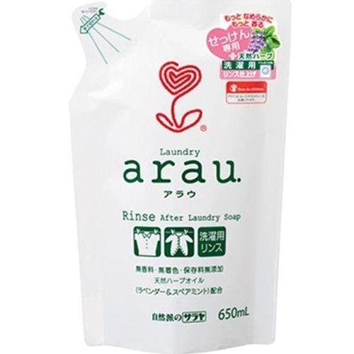 Arau lavender softener refill 650ml