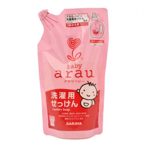 Arau Baby laundry soap refill 720ml