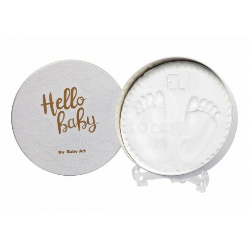 Baby Art Magic Box Kit for creating baby quotes / handprints