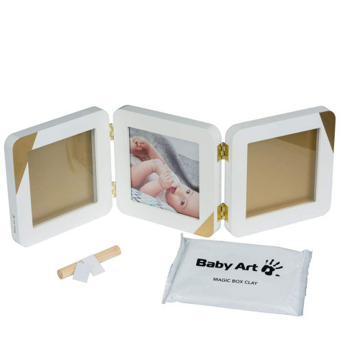 Baby Art Triple frame with imprint