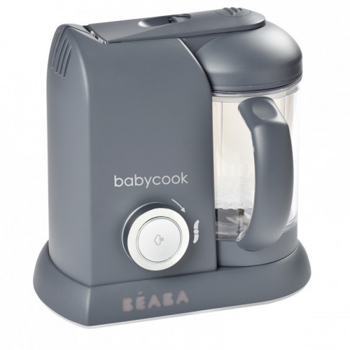 Beaba Babycook Solo 912794 Dark Grey Blender - steamer