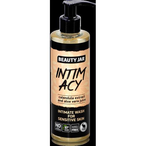 "Beauty Jar ""Intimacy""-intimate wash for sensitive skin 250ml"
