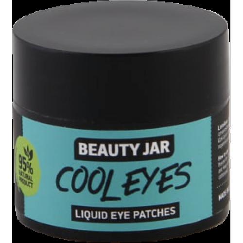 "Beauty Jar ''Cool eyes""-liquid eye patches 15ml"