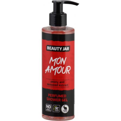 """Beauty Jar """"Mon Amour""""-perfumed shower gel 250ml"""