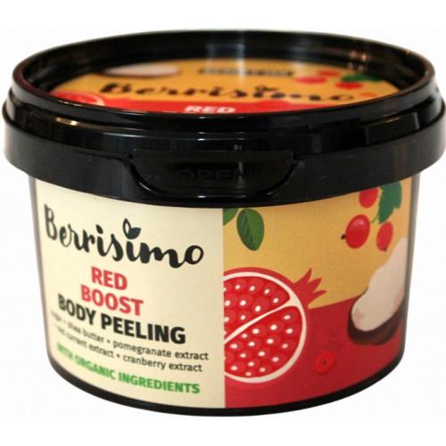 Beauty Jar Red boost body polish 300g