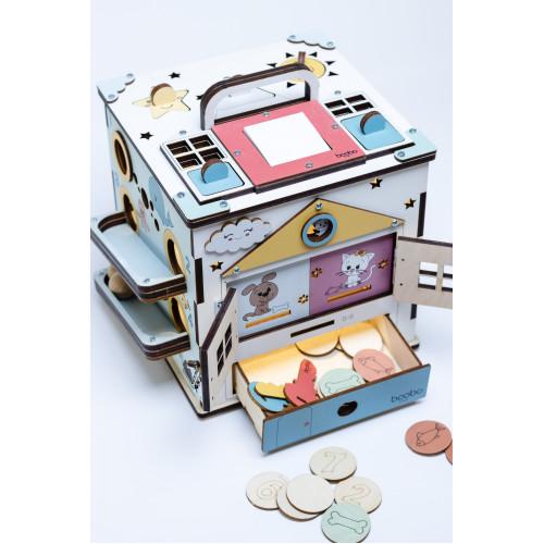 Boobo Toys Busy Cube Medium