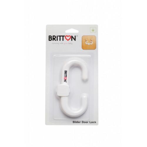 Britton B1805 Cabinet slide lock