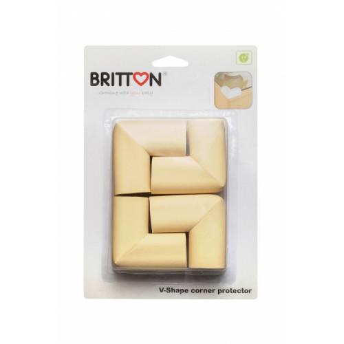 Britton B1815 V-shape corner protector 4 psc.