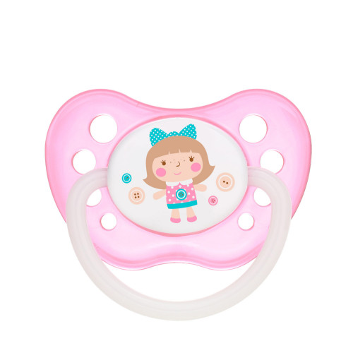 Canpol Babies Toys 23/261 Latex orthodontic soother 18m+
