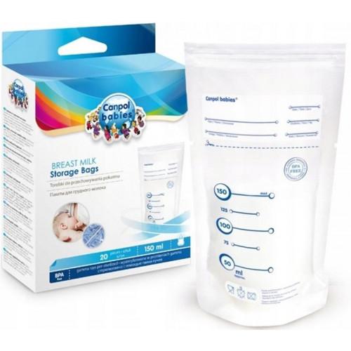 Canpol Babies 70/001 Breast milk storage bags