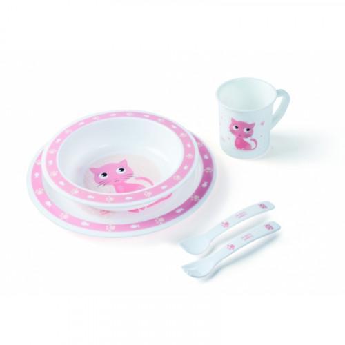 Canpol Babies 4/401 Cat Dish Set