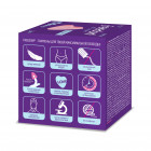 Freedom soft tampons 3psc