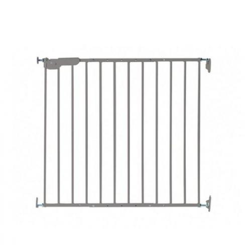 Dolle Lars Metal security gate/barrier 74.4 - 113 cm