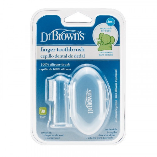 Dr.Browns HG010 Silicone toothbrush