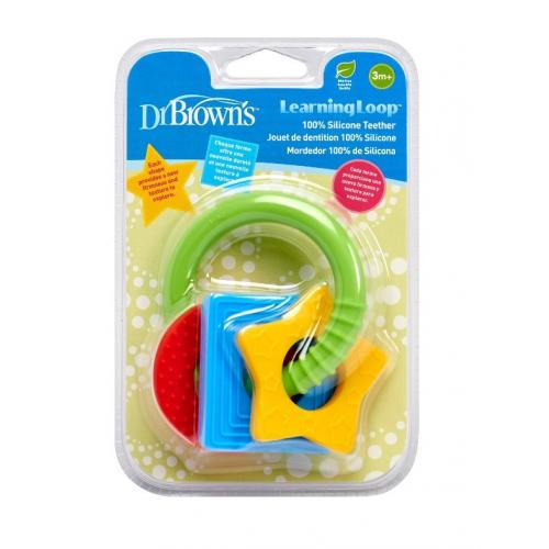 Dr.Browns TE001 Flexible, ergonomic gum massager