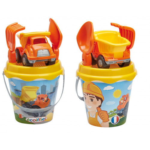 Ecoiffier 8/736S Sandbox toy set