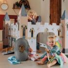 Eve EVESK001 Cardboard castle