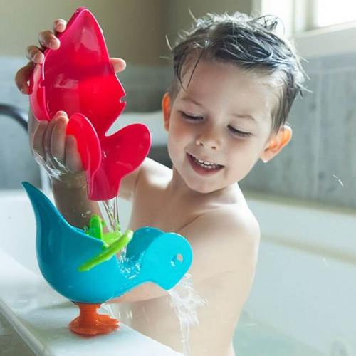 Fat Brain Toys FA141-1 Quack Stack Bath Toy