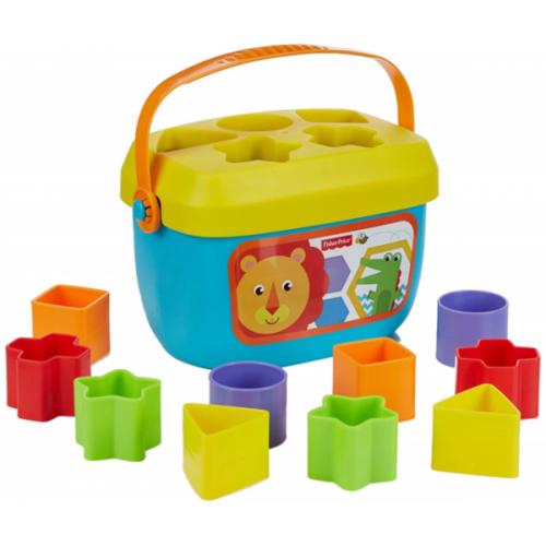 Fisher Price FFC84 Baby's First Blocks