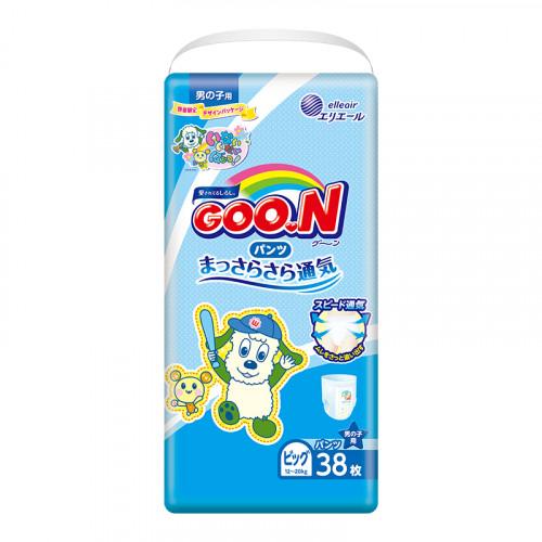 Diapers-panties Goo.N PBL boy 12-20kg 38pcs