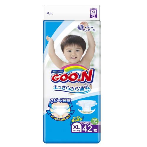Diapers Goo.N XL 12-20 kg 42pcs