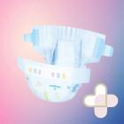 Diapers Goo.N for sensitive skin M 6-11kg 64pcs