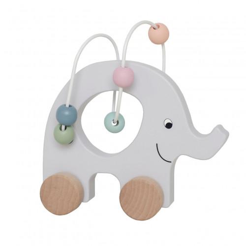 JaBaDaBaDo C2511 Pull elephant with abacus