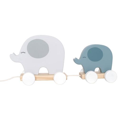 JaBaDaBaDo C2515 Pull elephant grey