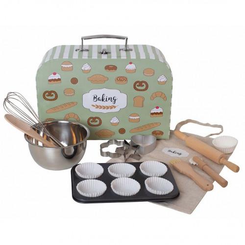 JaBaDaBaDo G12020 Bakery set with case