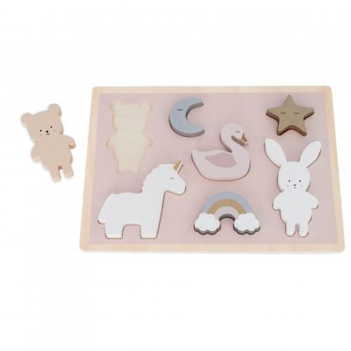 JaBaDaBaDo T270 Puzzle unicorn