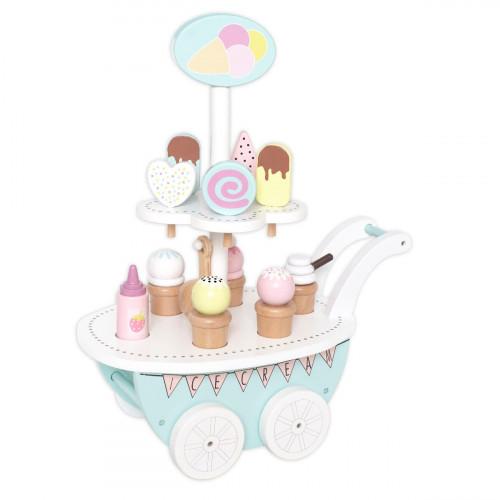 JaBaDaBaDo W7112 Ice cream trolley