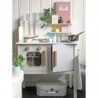 JaBaDaBaDo W7125 Kitchen with pot and pan white