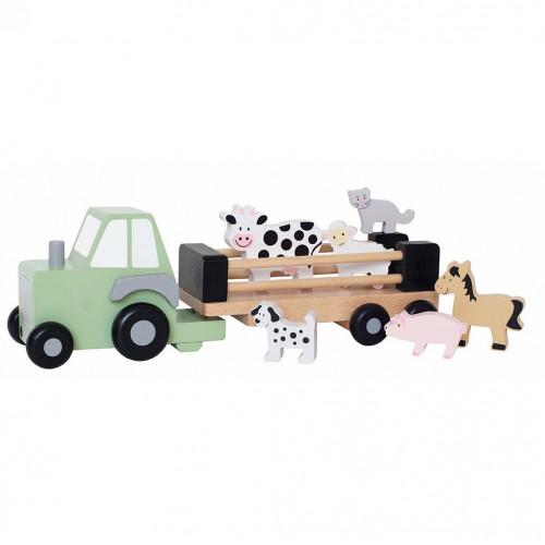 JaBaDaBaDo W7151 Farm tractor