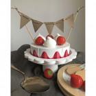 JaBaDaBaDo W7162 Strawberry cake