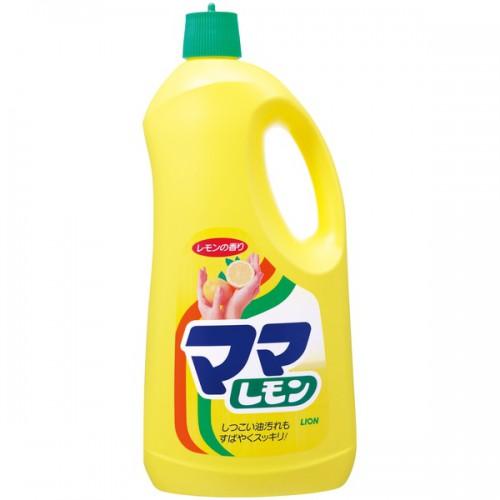 """Lion """"Mama Lemon"""" dishwashing liquid with lemon fragrance 2150ml"""