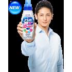 "Lion ""Bright W"" liquid oxygen bleach with antibacterial effect 600ml"