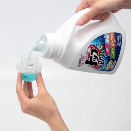 """Lion """"Top Clear"""" liquid laundry detergent 900g"""