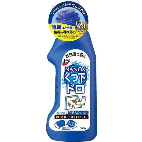 """Lion """"Top"""" liquid detergent for laundry, pre-care for stain 220g"""