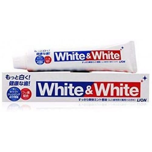 Lion White & White toothpaste 150g