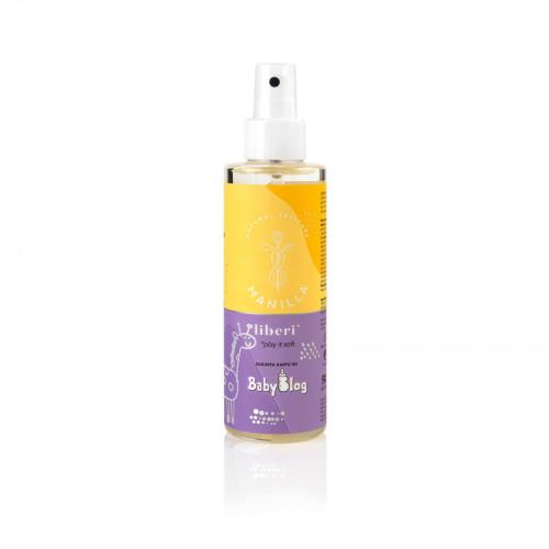 Manilla Liberi Children's body oil 150ml.