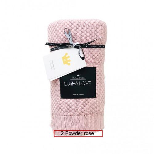 Lullalove soft and light bamboo blanket,80x100cm