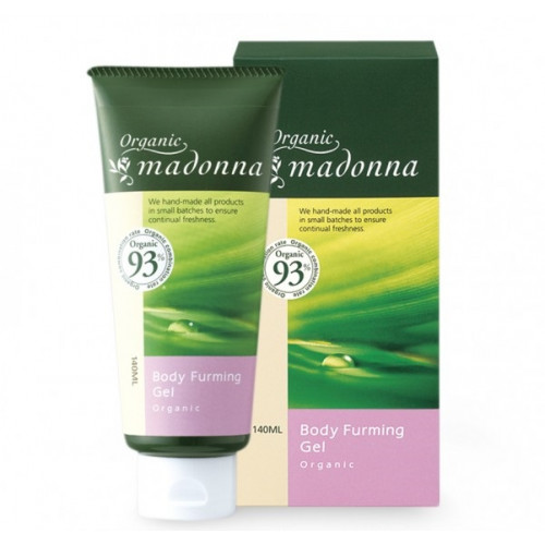 Organic Madonna body firming gel 140ml