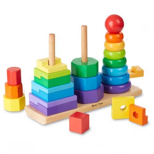 Melissa Doug 10567 Educational wooden toy