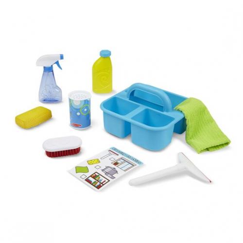 Melissa Doug 18602 Play cleaning set