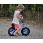 Milly Mally Dragon Children's bike - runner with metal frame and brake