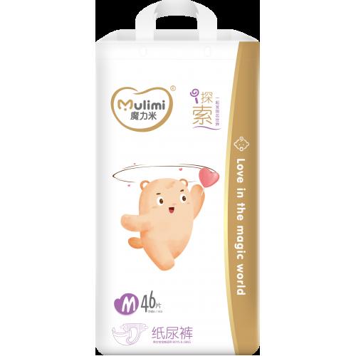 Diapers Mulimi M 6-11kg 46pcs