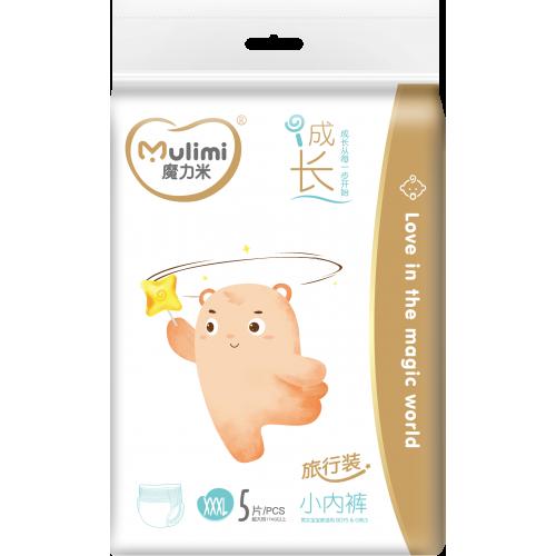 Diapers-panties Mulimi XXXL 17+kg 5pcs