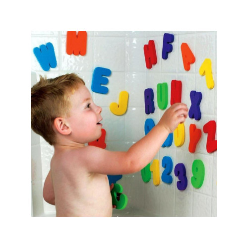 Munchkin 34729 Bath letters and numbers