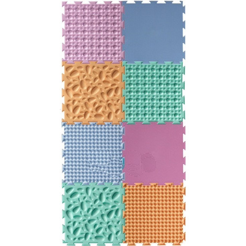 Ortoto Mat set - Pastel