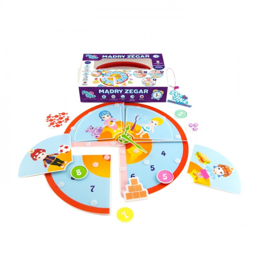 PicnMix 112011 Educational game - Smart watch